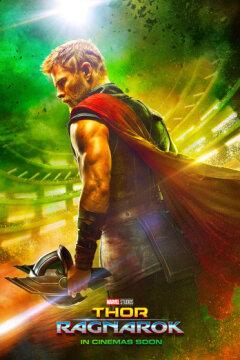 Thor: Ragnarok - 2 D