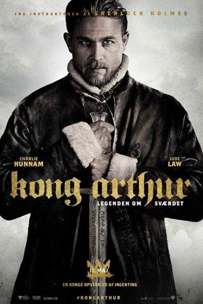 Warner Bros. - Kong Arthur: Legenden om sværdet - 3 D
