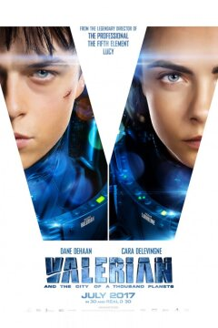 Valerian and the City of a Thousand Planets - 3 D