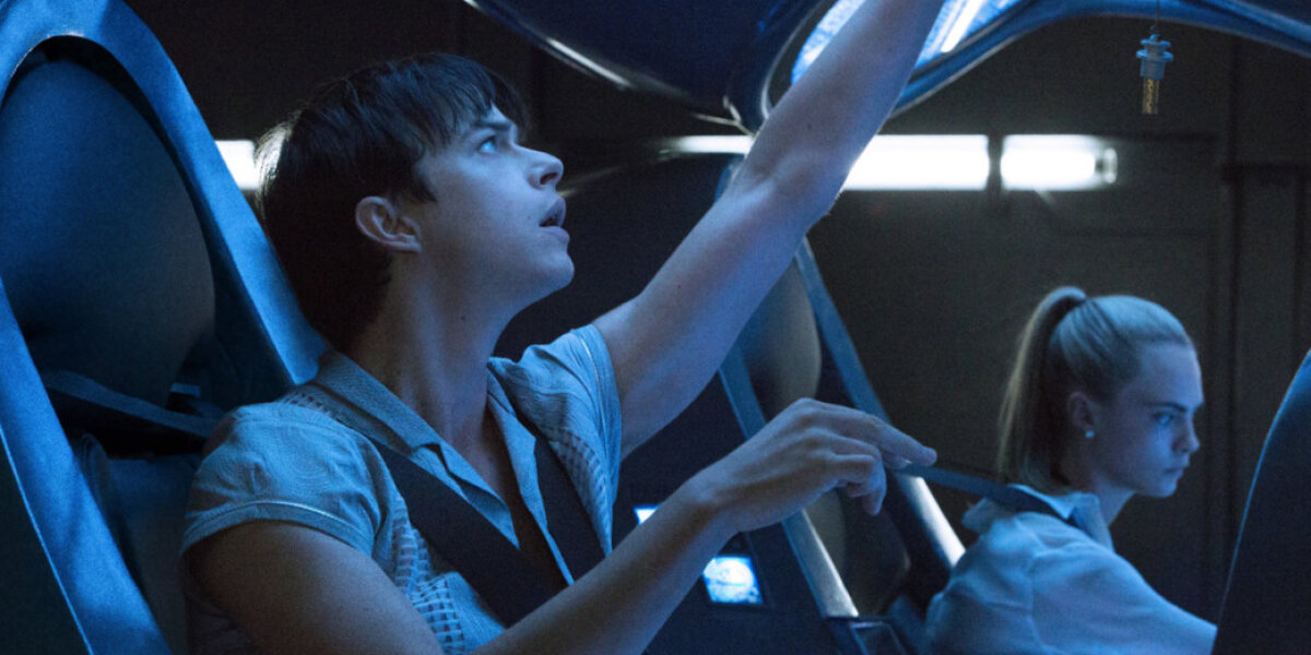 Fundamental Films - Valerian and the City of a Thousand Planets - 3 D