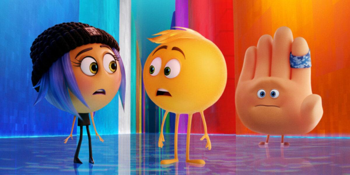 Sony Pictures Animation - Emoji Filmen - 3 D