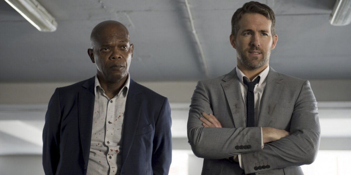 Campbell Grobman Films - The Hitman's Bodyguard