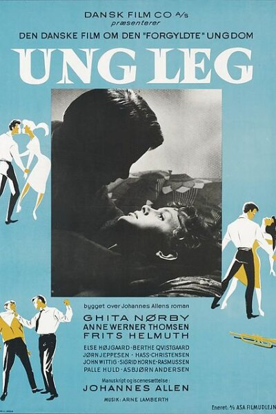 Inter American Films - Ung leg
