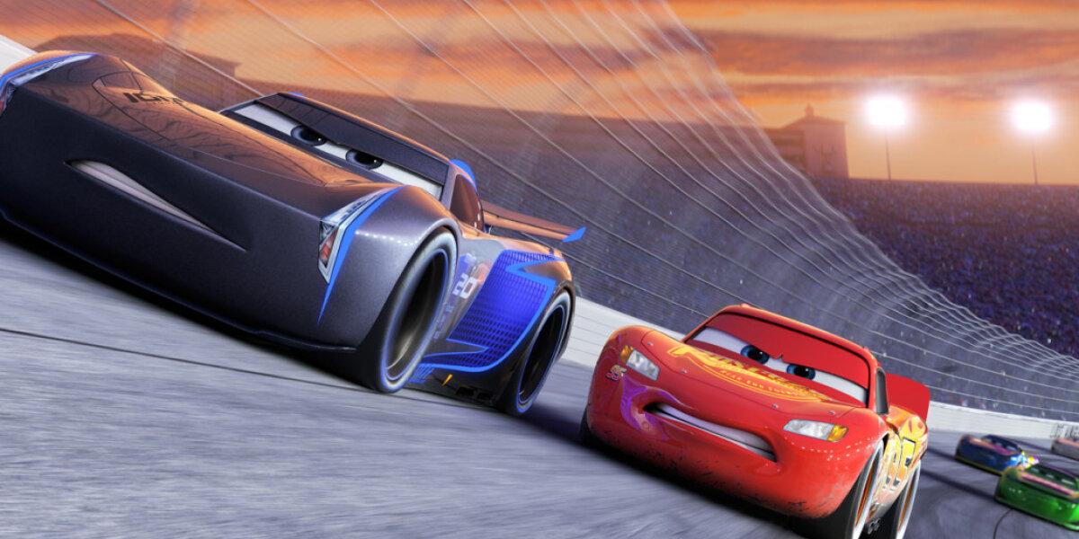 Pixar Animation Studios - Biler 3 - org.vers.