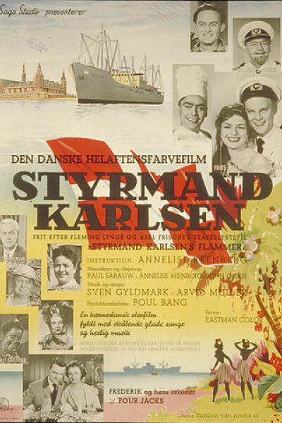 Saga Studio - Styrmand Karlsen