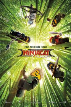 Lego Ninjago filmen - 3 D