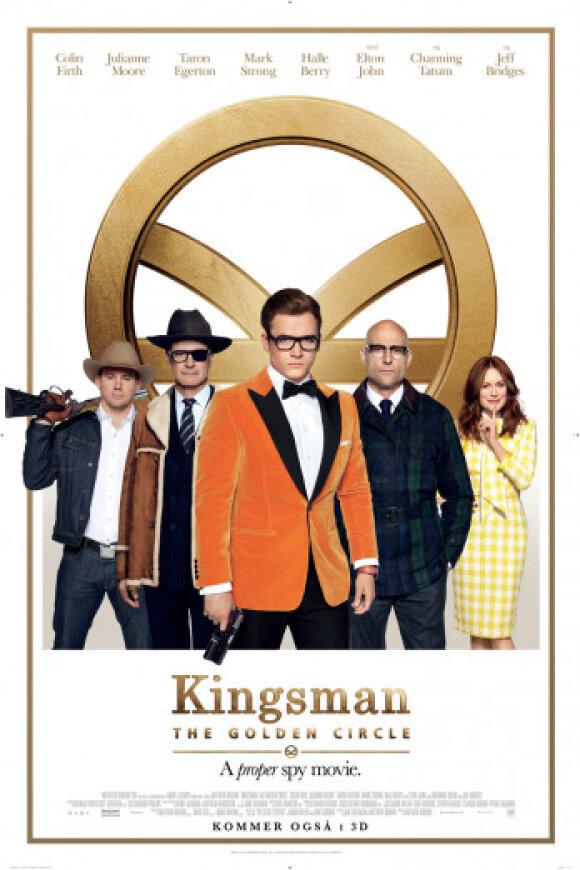 Kingsman: The Golden Circle - 2 D