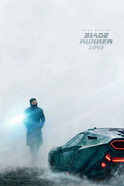 Warner Bros. - Blade Runner 2049 - 2 D