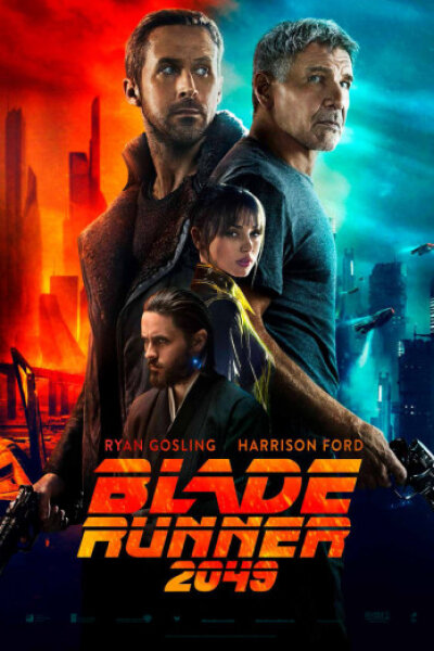 Warner Bros. - Blade Runner 2049 - 3 D