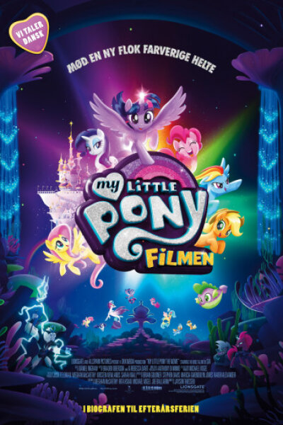 DHX Media - My Little Pony: Filmen