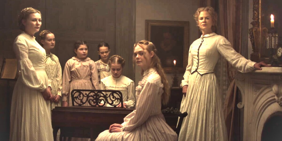 FR Productions - The Beguiled