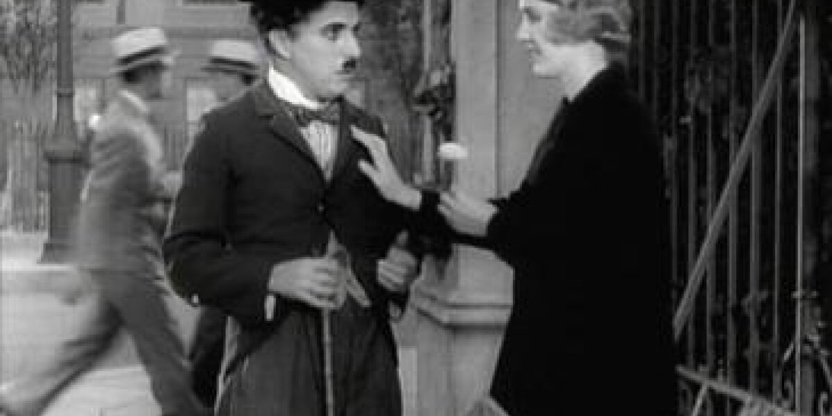 Charles Chaplin Productions - Byens lys