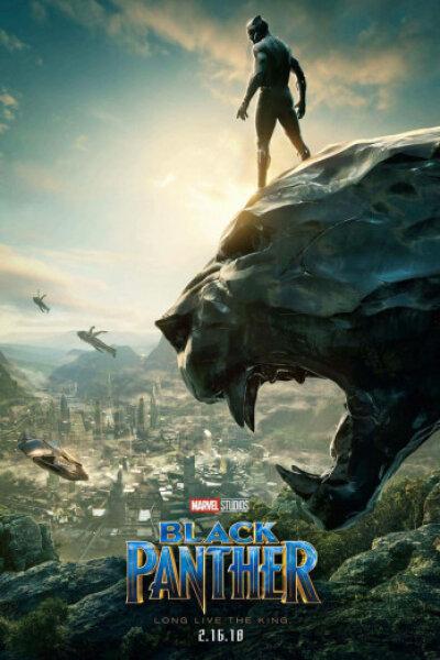 Marvel Studios - Black Panther - 2 D