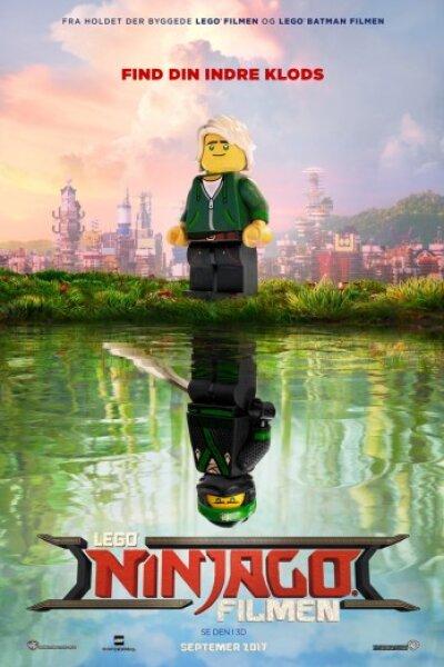 Village Roadshow Pictures - LEGO NINJAGO Filmen - 2 D