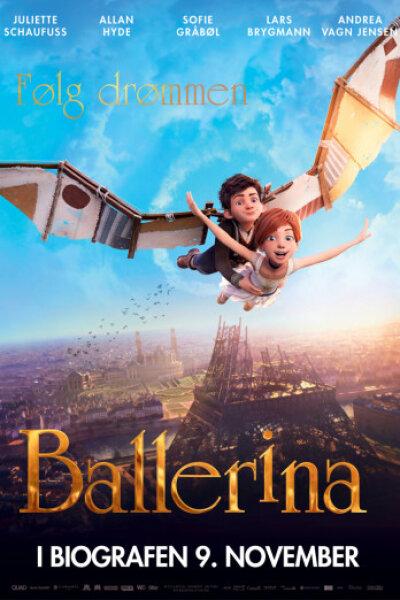 Quad Productions - Ballerina