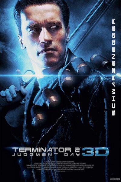 Carolco Pictures - Terminator 2: Dommedag - 3 D