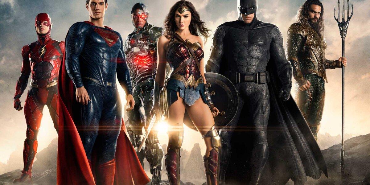 DC Comics - Justice League - 3 D