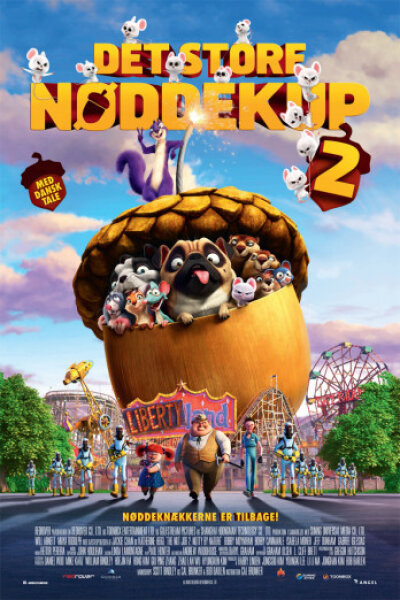 ToonBox Entertainment - Det store nøddekup 2