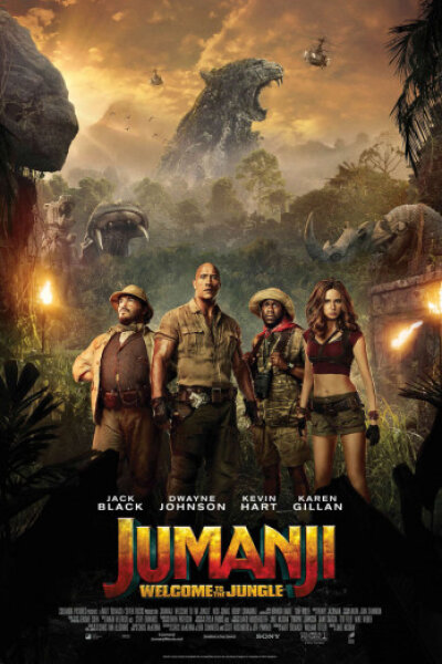 Matt Tolmach Productions - Jumanji: Welcome to the Jungle