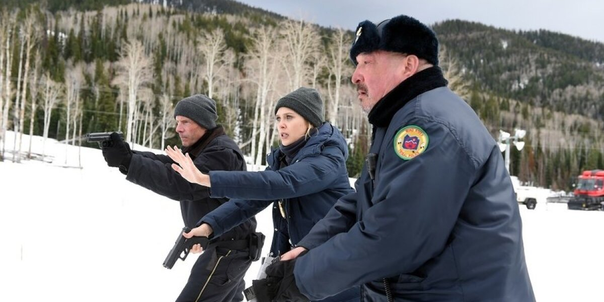 Acacia Filmed Entertainment - Wind River