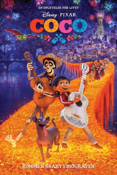 Walt Disney Pictures - Coco - 3 D
