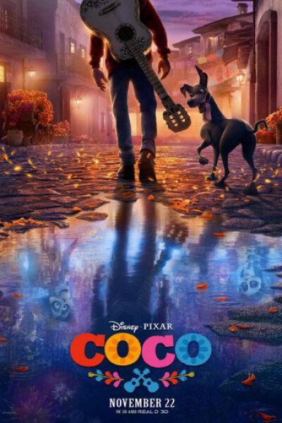 Pixar Animation Studios - Coco - 3 D - org.vers.