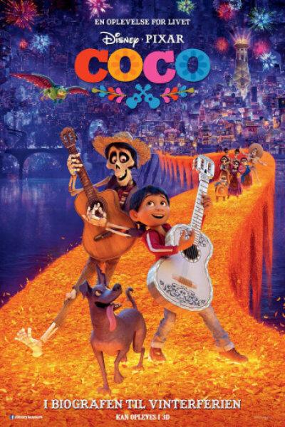 Pixar Animation Studios - Coco - 2 D