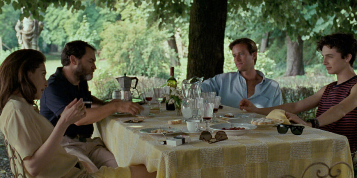 Frenesy Film Company - Call Me by Your Name