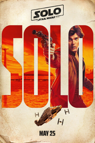 Imagine Entertainment - Solo: A Star Wars Story - 2 D