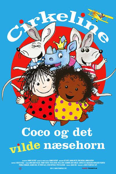 Dansk Tegnefilm 2 ApS - Cirkeline, Coco og det vilde næsehorn