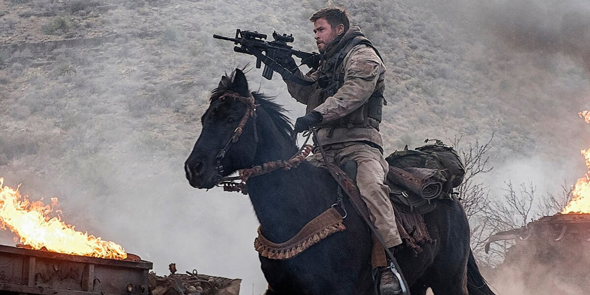 Lionsgate - 12 Strong