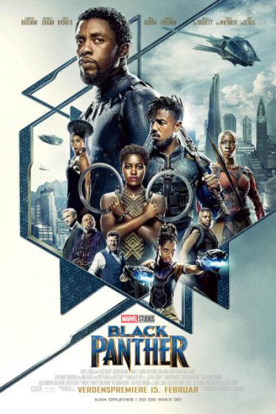 Marvel Studios - Black Panther - 3 D