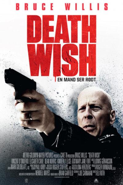 Cave 76 - Death Wish - en mand ser rødt
