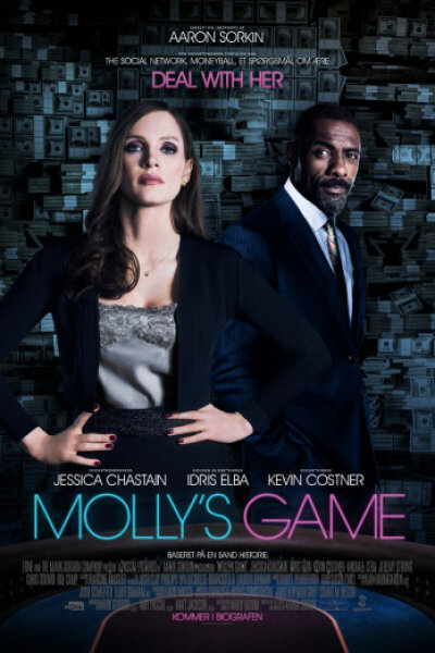 Entertainment One - Molly's Game