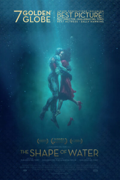 Fox Searchlight Pictures - The Shape of Water