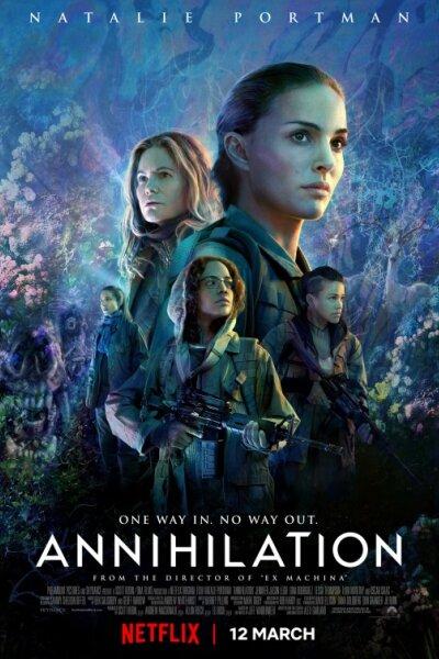 DNA Films - Annihilation