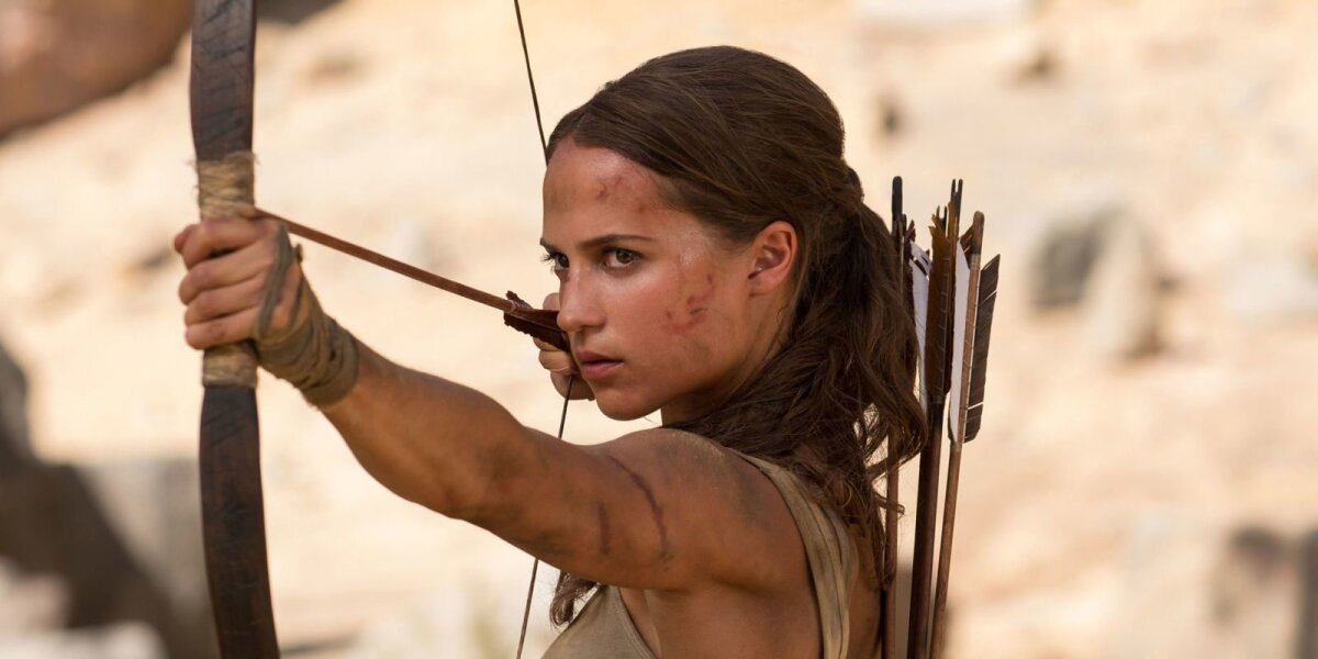 MGM (Metro-Goldwyn-Mayer) - Tomb Raider - 3 D