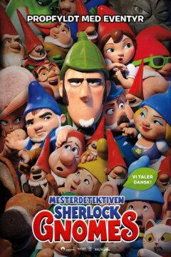 Mesterdetektiven Sherlock Gnomes