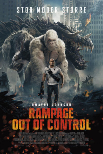 Rampage Out of Control - 3 D