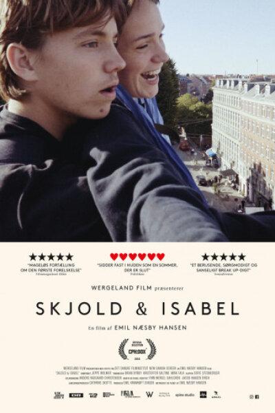 New Danish Screen - Skjold & Isabel