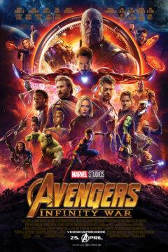 Avengers: Infinity War - 2 D