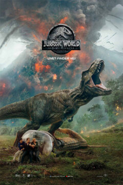 Jurassic World: Fallen Kingdom - 2 D