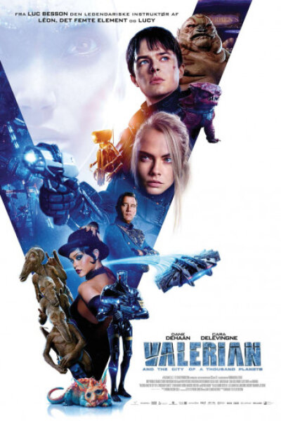 Fundamental Films - Valerian and the City of a Thousand Planets