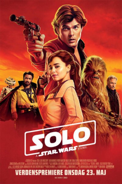 Solo: A Star Wars Story - 3 D