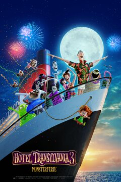 Hotel Transylvania 3: Monsterferie - 2 D