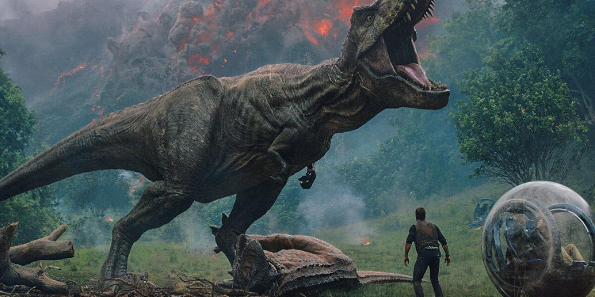 Jurassic World: Fallen Kingdom - 2 D