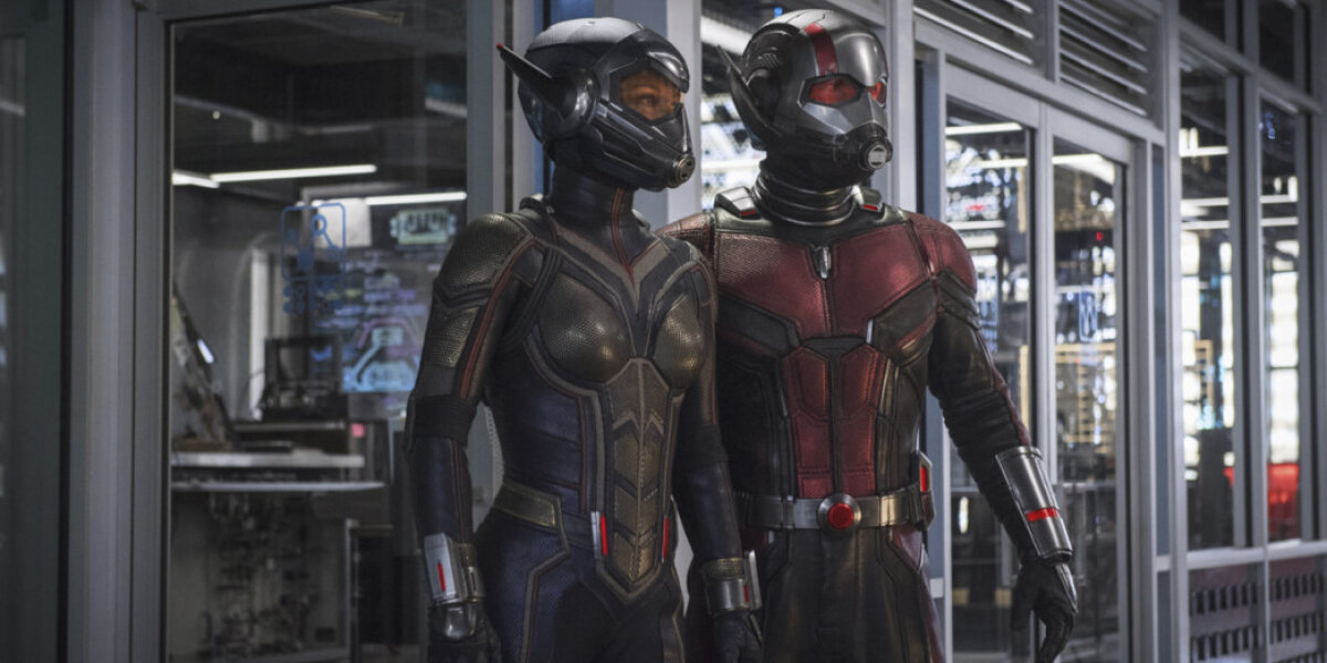 Ant-Man and the Wasp - 3 D