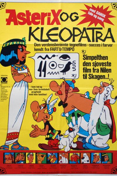Belvision - Asterix og Kleopatra