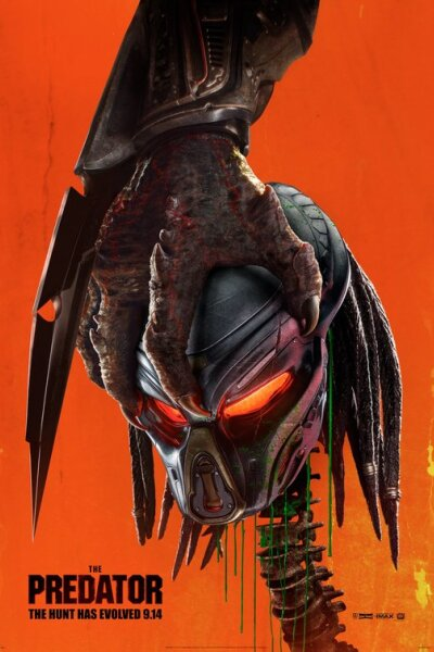 The Predator - 3 D