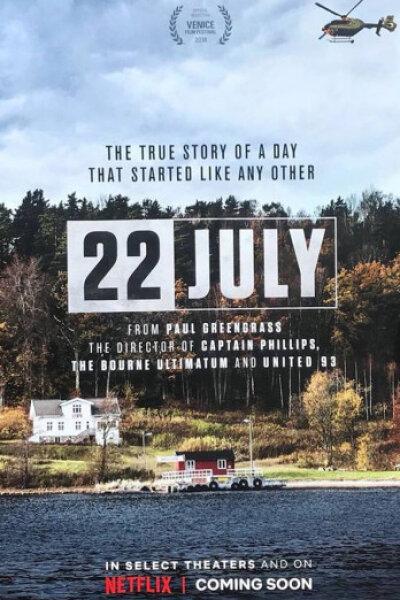 Scott Rudin Productions - 22 July
